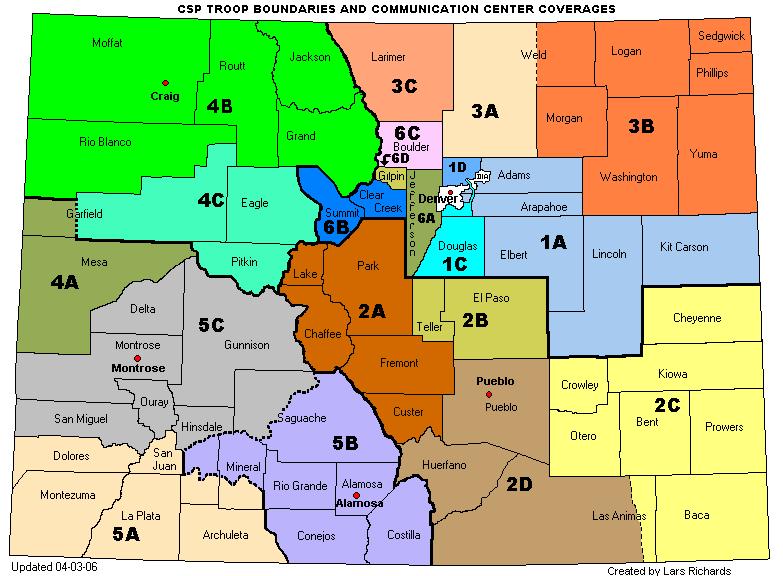 Denver Metro Map City Boundaries.Dave Bogdan It Computing Behaviorist